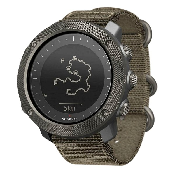 Suunto Traverse<br>Alpha Stealth